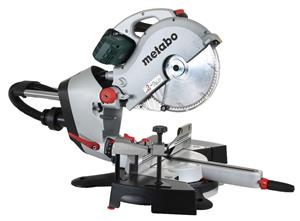 Metabo Crosscut And Mitre Saw