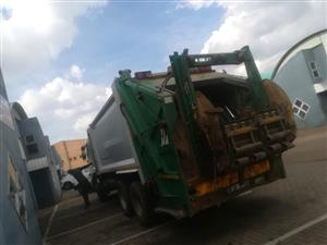 WASTE TRUCKS REPAIRS AND PARTS--011 056 5602