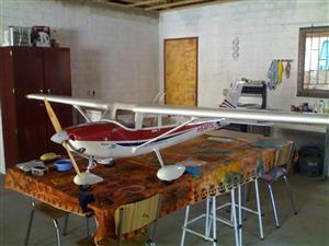50cc CESSNA 185 SKYLINK RC PLANE FOR SALE | Junk Mail
