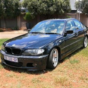 2005 BMW 3 Series 320i M Sport