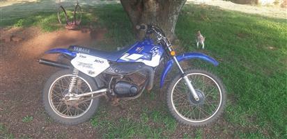 2008 Yamaha TTR