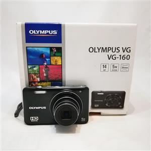 OLYMPUS VG-160 FHD Camera