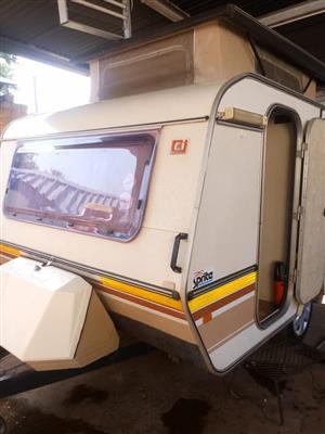 Sprite Sport 2 karavaan