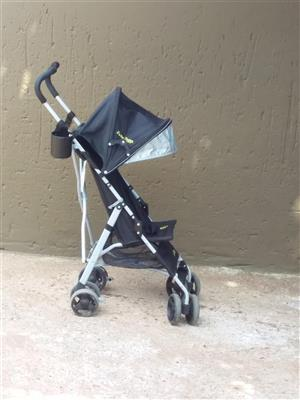 J is for Jeep stroller North Star
