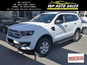 2017 Ford Everest EVEREST 2.2 TDCi XLS