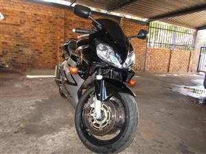 2002 Honda CBR