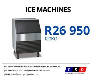 Ice Machine 120kg