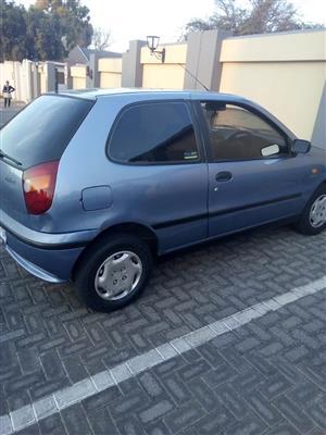 2001 Fiat Palio 1.2 3 door Go!
