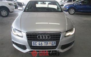 2011 Audi A4 2.0TFSI