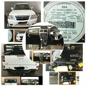 2014 Tata Xenon 2.2L DLE double cab 4x4