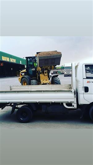 1.3 ton courier van