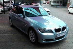 2010 BMW 3 Series 320d Exclusive steptronic