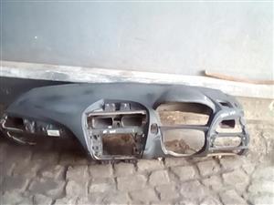 BMW F 20 Dashboard
