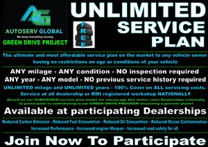 Ultimate UNLIMITED service plan