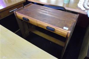 Wooden 2 Drawer Study Desk