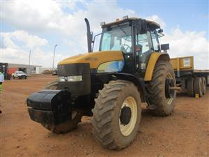 New Holland TM7030 Tractor - ON AUCTION