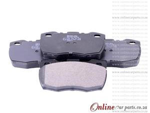 Land Rover Discovery MK2 V8 5L 2006 Front Brake Pads