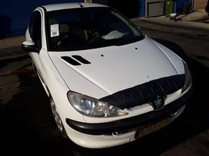 2005 Peugeot 206 1.4 16V X Line Code 2