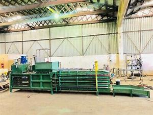 2 x H15 Balers for sale