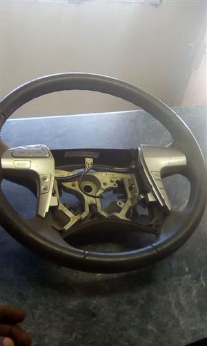 Toyota Hilux Heritage Steering Wheel