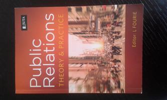 Public Relations Theory and Practice - Unisa Textbook