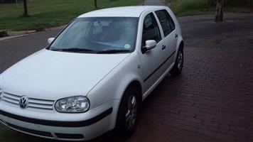 2003 VW Golf 1.6 Comfortline