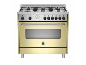 LA GERMANIA Americana Gas Hob with Gas Oven & Grill 90CM Stainless Steel ABSOLUTE Madnessss +Free courier