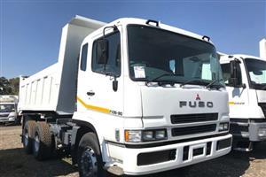 Mitsubishi Tipper Fuso FV26 310 Tipper Truck
