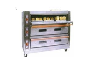 Oven 3 Deck 9 Tray