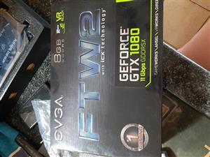 EVGA Geforce gtx 1080 8GB Graphics card