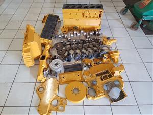 Perkins 1006 caterpillar 3056 Engine for Spares