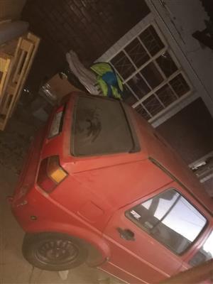 1988 VW Citi