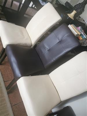 6 Leather Dinning Chair