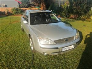 2002 Ford Mondeo 2.0 Trend