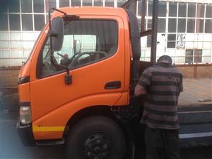 Toyota Dyna 5ton truck