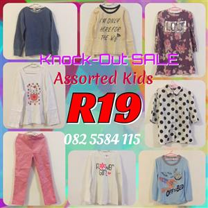 Knock OUT Prices| All NEW Ladies n Kids clothing