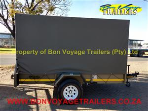 TARP COVER TRAILER FOR SALE