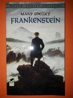 Frankenstein - Mary Shelley.
