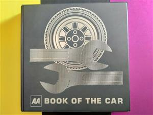 AA Book Of The Car - REF: 2841.