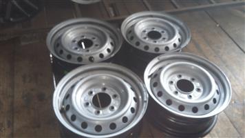 """16"""" Ford Ranger steel rims only"""