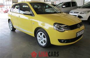 2017 VW Polo Vivo hatch 1.4 CiTi Vivo
