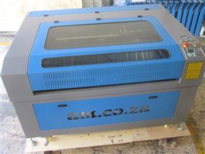 LC2-9060/130 TruCUT Performance Range 900x600mm Cabinet Type Laser Cutting & Engraving