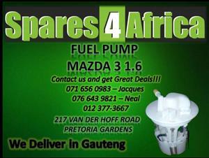 Fuel Pump Mazda 3 1.6