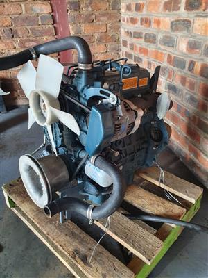 kubota D1005 3cyl motor for sale