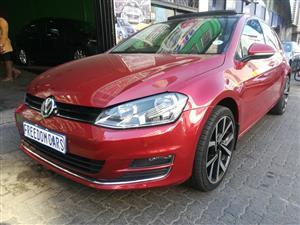 2015 VW Golf 1.4TSI Comfortline