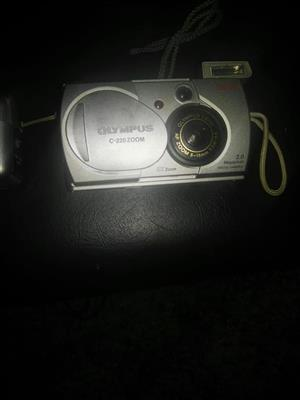 Olympus camera for sale