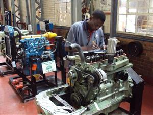 TRADE TEST AND RED SEAL GUARANTEE PASS IN DIESEL MECHANIC AND OTHER COURSES NOW