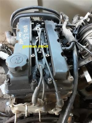 Aveo 1.6 engine and many more replacement parts for sale