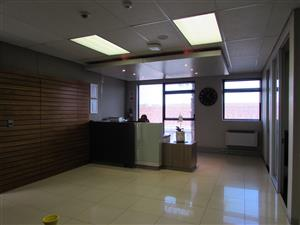 CENTURY CITY: 568m2m2 Office To Let