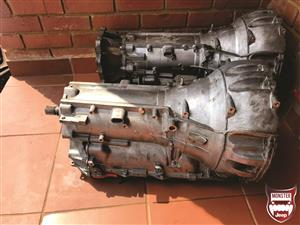 Jeep grand cherokee 3.6 WKII 8 speed gearbox
